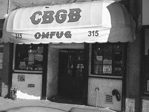CBGB Exterior