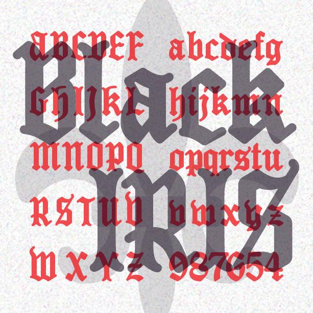 Premium Archives | Harold's Fonts