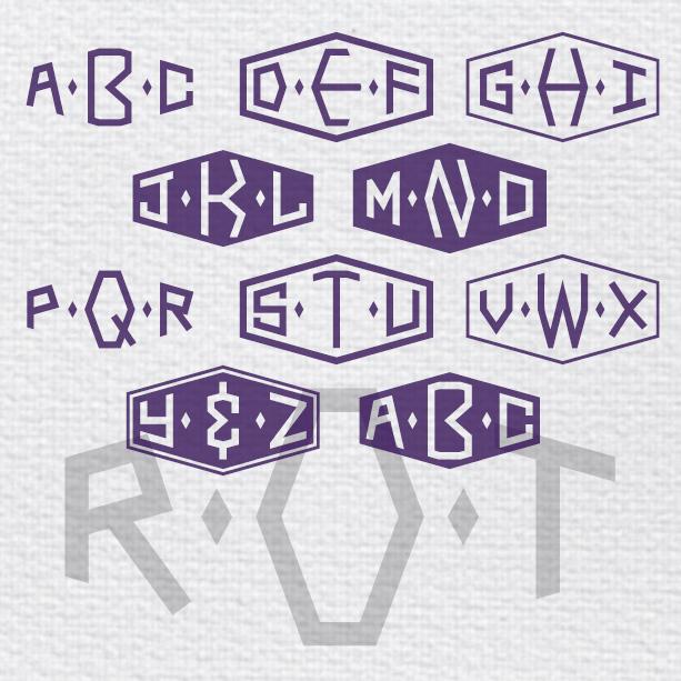 Harold's Fonts